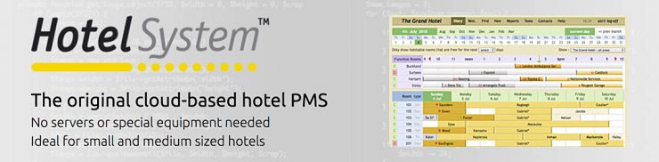 Hotel System PMS